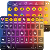 Super Color Emoji Keyboard