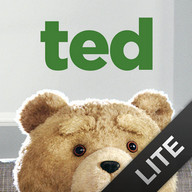 Talking Ted LITE - If you've seen the movie, you know you want Ted on your smartphone