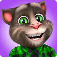 Talking Tom Cat 2 Free - The madcap chatty cat is back