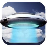 Ufo in photo