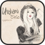 urban chic GO launcher theme