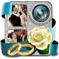 Collage Maker Photo Editor For Wedding Anniversary