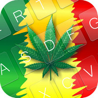 Weed Reggae Keyboard Theme