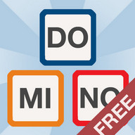 Word Domino Free, letter games
