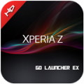 Xperia z HD themes for go launcher ex