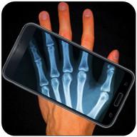 X-Ray Pemindai Tubuh Simulator