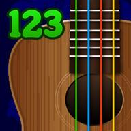 123 Uke Tuner