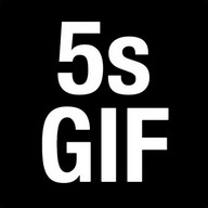 5SecondsApp - Animated GIF Create & Search
