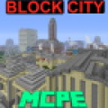 Adventures in city Minecraftt