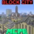 Adventures in city Minecraftt