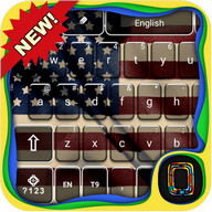American Keyboard theme
