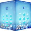 Applock Theme snowsky