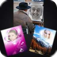 Background photo Frames
