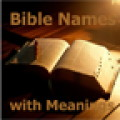 Bible Names with Meanings - Discover what your bible name means