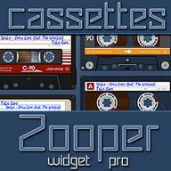 Cassette Tapes - Zooper Pro