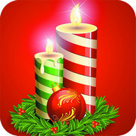 Christmas Candle LiveWallpaper