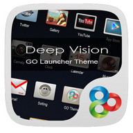 Deep Vision GO Launcher Theme