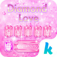 Diamond Love ? Keyboard Theme