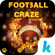 Football Craze?Keyboard Theme