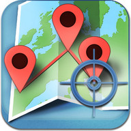 Free Maps Ruler - Measure the distance between one place and another