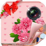 Girly Collage Maker Photo App