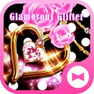 Wallpaper Glamorous Glitter