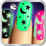 Halloween Nails Manicure Games: Monster Nail Mani