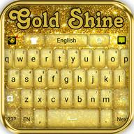 金色の輝き - キーボードのテーマ