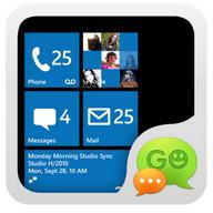 GO SMS Pro WP7 ThemeEX