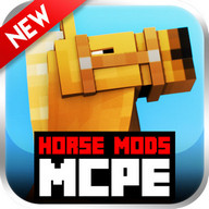 Horses MODS For MCPE