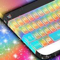 Smooth Colors Keyboard Theme