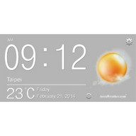 Acer Life Digital Clock 2.2