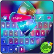 Light Colors Keyboard