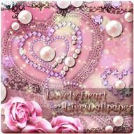 Lovely Heart LiveWallpapr_Free