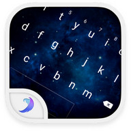 Emoji Keyboard - Night Sky Lg