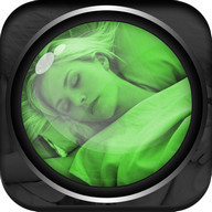 Night Vision Camera Simulation