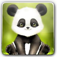 Panda Bobble Head обои