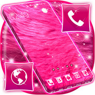 Pink Leopard Theme