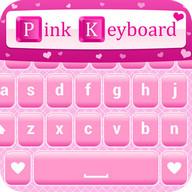 Amor rosado Temas de teclado