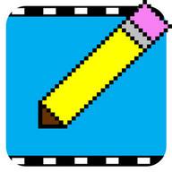 Pixel Animation Studio MP4 GIF