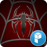 Red Spider launcher theme