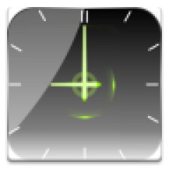 Crystal Clock Pack Android App APK (com adw clock_ice_cream_sandwich