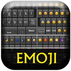 Emoji Smart Color Keyboard