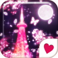 Sakura Tower[Homee ThemePack]