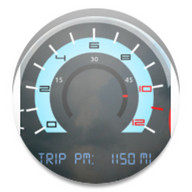 Dashboard Gauge Zooper Widget