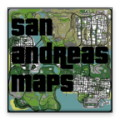 San Andreas Maps