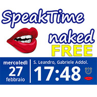 SpeakTime Naked Free widget