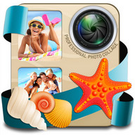 Summer Holiday Collage Maker