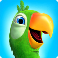 Talking Pierre - The most lively pet from Talking Tom