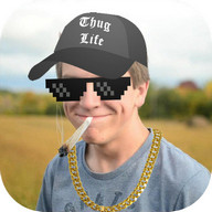 Thug Life Stickers - Pics Editor & Photo Maker